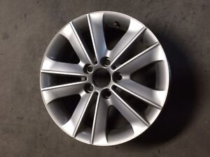 17 inch BMW 1 series alloy rims