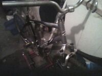 Giant SedonaDX6061 alum MTB+extra parts Super Light! Trade 4 BMX