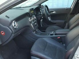 Mercedes Benz A200 Airbag kit breaking