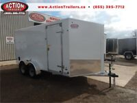 UNBEATABLE PRICING! 7X14 ALL ALUMINUM ENCLOSED TRAILER!! London Ontario Preview