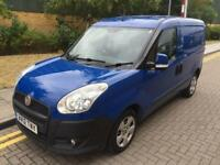 2012 Fiat Doblo 1.3 JTD Multijet 16v SX Panel Van 4dr Diesel Manual Manual Panel