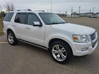 2010 Ford Explorer Limited All-Wheel Drive