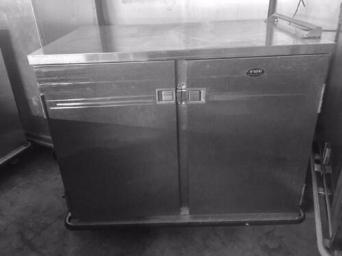 Tray Delivery Cart  Model FWE ETC-1520-24 Non-Heated