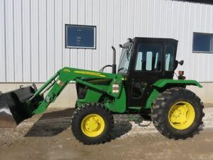 2012 John Deere 5045E Tractor