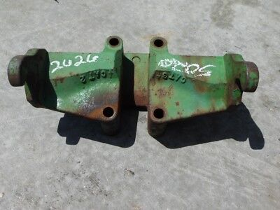 John Deere 5020 Tractor 3 Point Center Link Mount Bracket Tag 2626