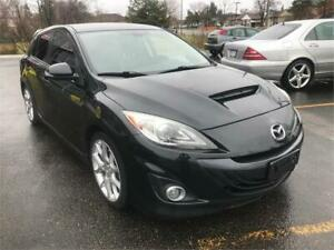 2010 Mazda speed3, gps nav, cerfied, 1owner clean carfax!