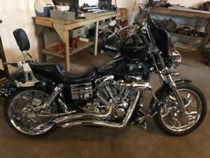 Make an Offer - Super Glide Custom FXDC