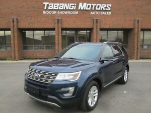 2016 Ford Explorer XLT LEATHER NAVIGATION HEATED SEATS REAR CAME