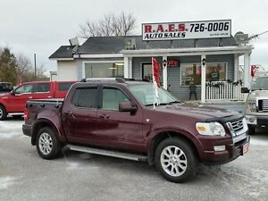 2007 Ford Explorer Sport Trac AWD Limited