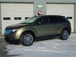 2013 Lincoln MKX AWD w/ ONLY 46,000 KM's