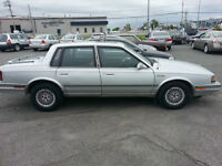 1987 Oldsmobile Cutlass sierra 514-559-7010