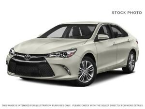 2017 Toyota Camry-LE-Accident Free History!