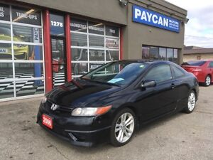 2006 Honda Civic Cpe EX | WE'LL BUY YOUR VEHICLE!