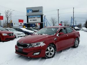 2015 Kia Optima LX ONLY $19 DOWN $51/WKLY!!