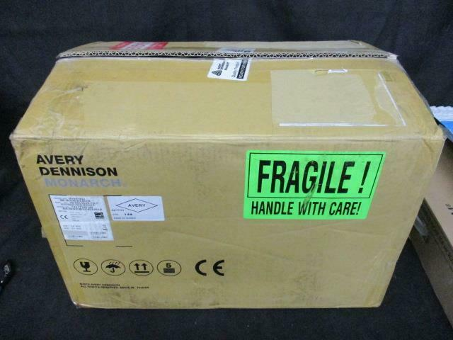 Avery Dennison Monarch 9419 Barcode Printer - New Open Box