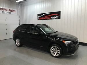 2015 BMW X1 xDrive28i AWD/LEATHER/PANO ROOF/PARKING SENSORS