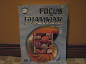 Focus on Grammar 2, Third Edition West Island Greater Montréal image 1