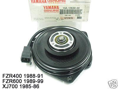 Yamaha XJ700 FZR600 FZR400 Radiator Motor 85-86 NOS RADIATOR MOTOR 1AA-12630-00