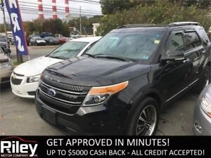 2011 Ford Explorer Limited STARTING AT $184.58 BI-WEEKLY
