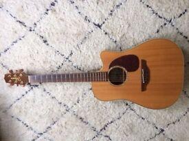 Japanese Takamine Tan 16c acoustic guitar