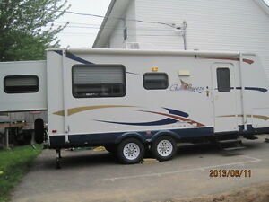 CAMPER AVAILABLE FOR WEEKLY RENTAL
