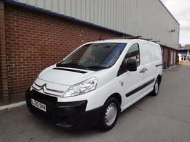 2010 CITROEN DISPATCH 1000 1.6 HDi 90 H1 Van Enterprise AIR CON