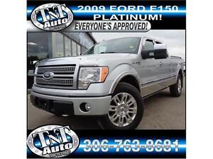 09 Ford F-150 Platinum - GOOD, BAD OR NO CREDIT? ? UR APPROVED!