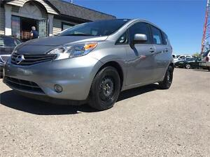 2014 Nissan Versa Note SV BLUETOOTH CAMERA