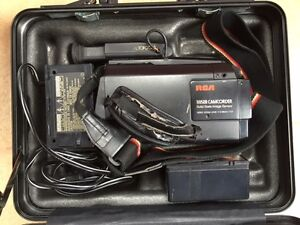 RCA VHS C Camcorder