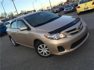 2012 Toyota Corolla CE/AUTOMATIQUE,AIR CLIMATISEE