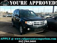 2010 Ford Escape 4x4 $99 DOWN EVERYONE APPROVED