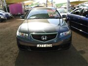 2005 Honda Accord Euro CL Grey 6 Speed Manual Sedan Minchinbury Blacktown Area Preview