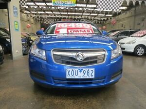 2010 Holden Cruze JG CD 5 Speed Manual Sedan Mordialloc Kingston Area Preview