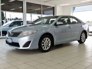 2012 Toyota Camry ASV50R Altise Blue 6 Speed Automatic Sedan Morley Bayswater Area Preview