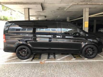 2016 Mercedes Vito Crew Cab Van