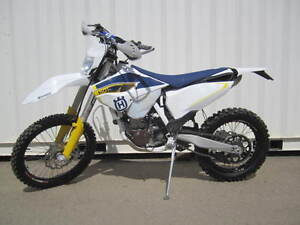 2015 HUSQVARNA FE 501 IN MINT CONDITION WITH TONS OF ADD ONS