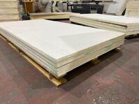 Insulated Plasterboards Seconds 25ml plus 12.5 screw fix @ £25.00 each