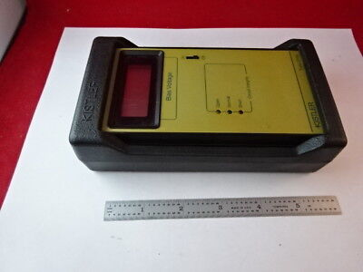Kistler Swiss Icp Charge Amplifier 5114 For Accelerometer Pressure As Is 87-11
