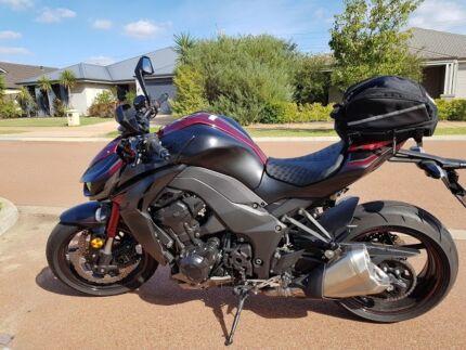 Kawasaki Z1000 Aubin Grove Cockburn Area Preview