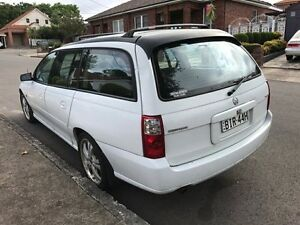 2006 Holden Commodore VZ MY06 Executive White 4 Speed Automatic Wagon Croydon Burwood Area Preview