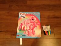 My Little Pony Washable Coloring Book