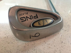 PING I3 BLADES $200-LEFT HANDED