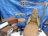 Dental Chair Ensemble for Sale