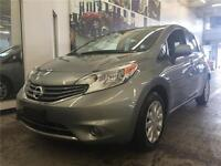 2014 Nissan Versa Note S-FULL-AUTOMATIQUE