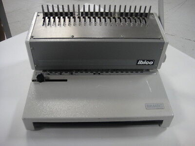Ibico Plastic Comb Binding Machine