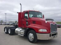 2008 MACK CH613, Used Day Cab Tractor