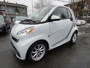 2015 SMART FORTWO PASSION (TOIT PANO, NAVI, BLUETOOTH, CRUISE!!)