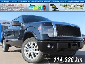 2014 Ford F-150 Lariat Leather | Nav