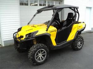 2011 Bombardier Can Am 1000 Commander FINANCING AVAILABLE