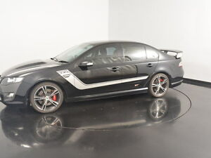 2011 Ford Performance Vehicles GT FG Boss 335 Black Silhouette 6 Speed Sports Automatic Sedan Victoria Park Victoria Park Area Preview